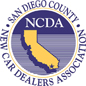 san diego new car dealer association